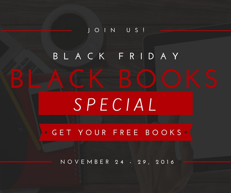 Black Friday Black Books Special | Ja'Nese Dixon