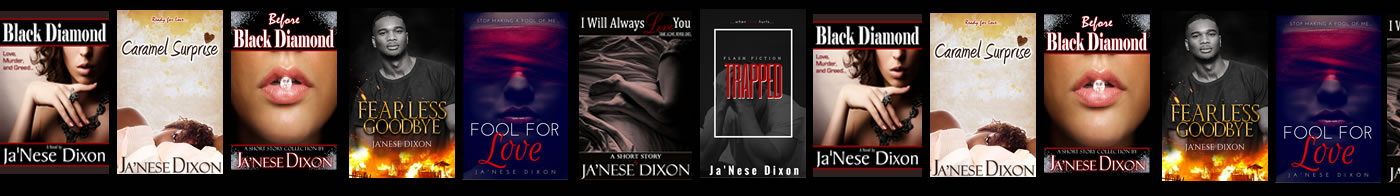 Ja'Nese Dixon Book | Romantic Suspense Author