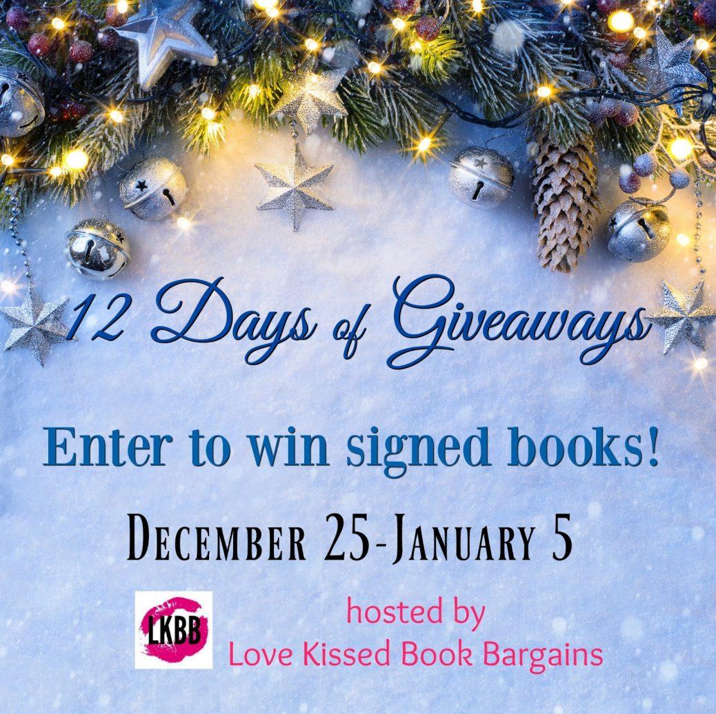 12 Days of Giveaways | Ja'Nese Dixon | Love Kissed Books Bargain