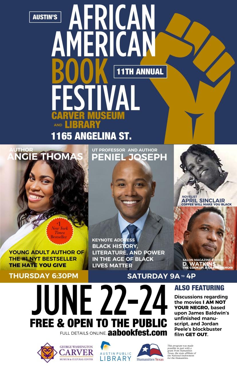 African American Book Festival 2017 | Austin, Texas | Ja'Nese Dixon