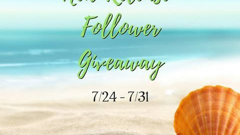New Release Follower Giveaway | Ja'Nese Dixon