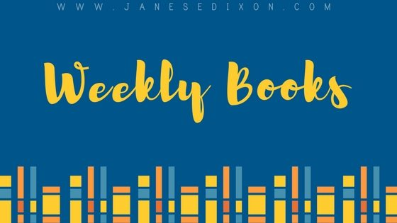 Weekly Books | Ja'Nese Dixon