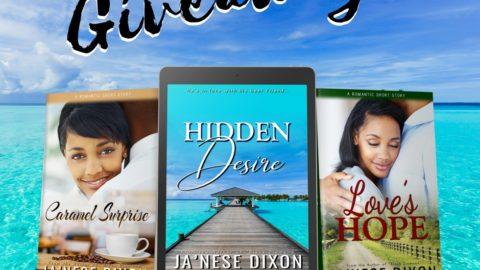 Hidden Desire Giveaway | Ja'Nese Dixon