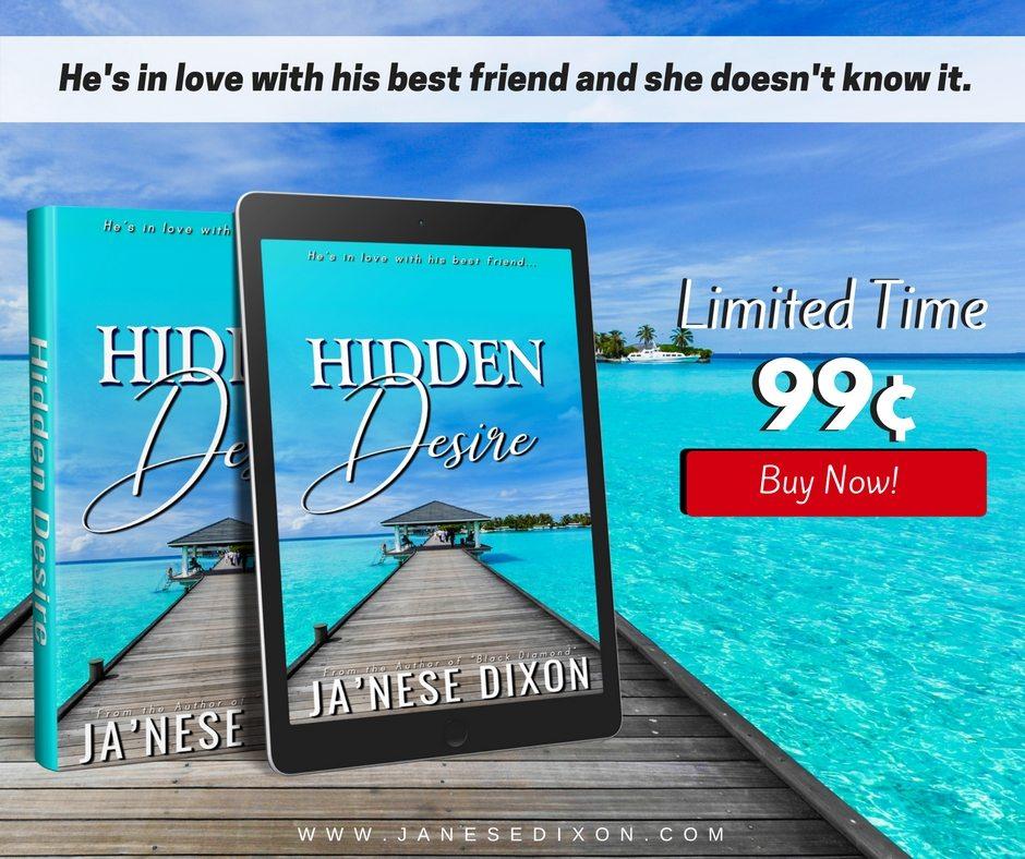 Hidden Desire |Ja'Nese Dixon