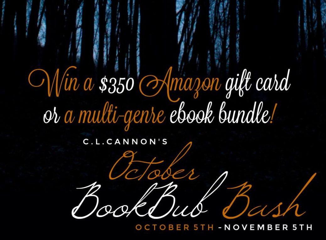 October Bookbub Bash | Ja'Nese Dixon