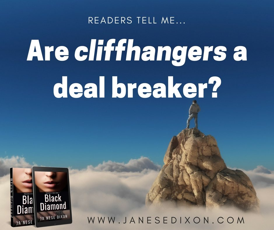 Cliffhanger | Ja'Nese Dixon