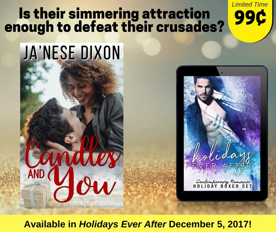 Holidays Ever After | Candles and You | Ja'Nese Dixon