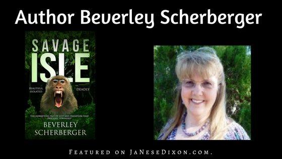Stranded Isle | Beverley Scherberger | Ja'Nese Dixon