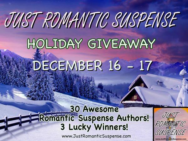 Just Romantic Suspense | Ja'Nese Dixon