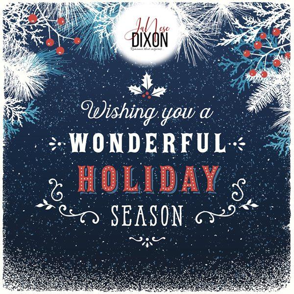 Happy Holidays | Ja'Nese Dixon