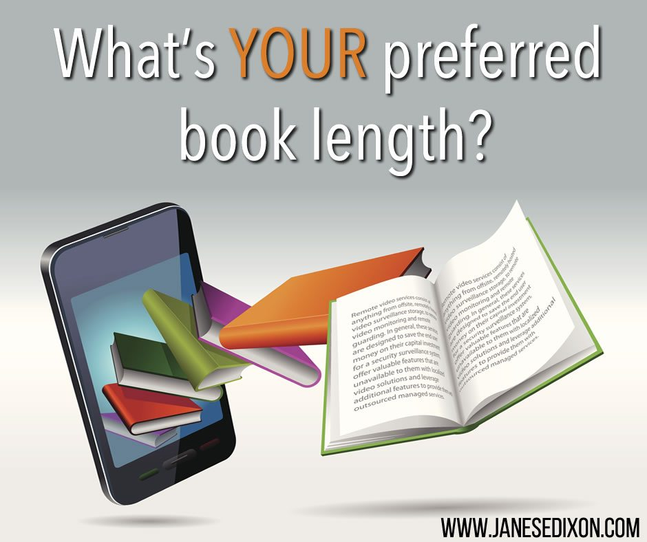 Book Length | Ja'Nese Dixon