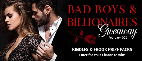 Bad Boys & Billionaires Giveaway | Ja'Nese Dixon