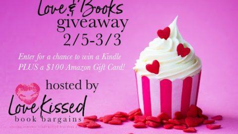 Love & Books Giveaway | Ja'Nese Dixon