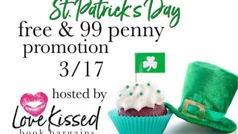 St. Patrick's Day Free & 99 Penny Promotion | Ja'Nese Dixon
