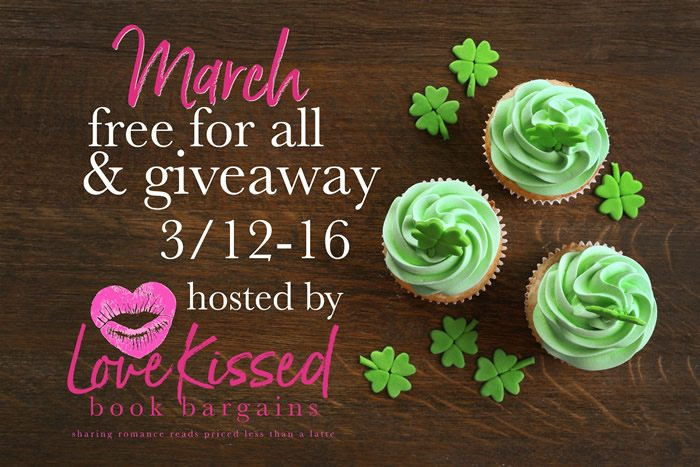 March FREE for All Giveaway | Ja'Nese Dixon