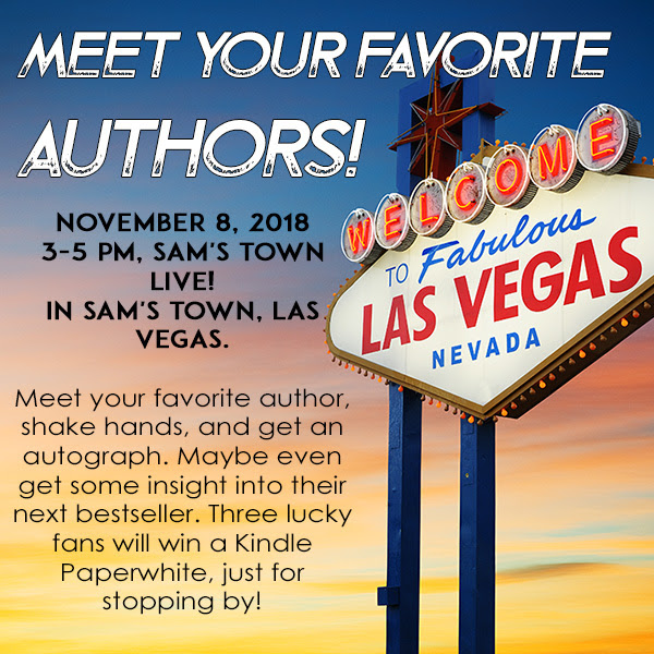 Author Ja'Nese Dixon | 20Books Vegas 2018